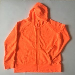 Orange Old Navy standard sweater